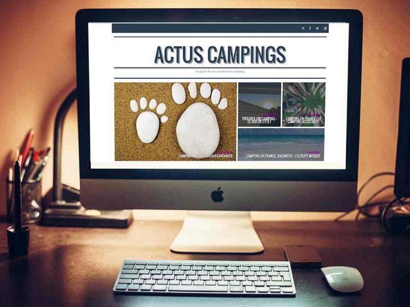 Quel camping choisir et auprès de qui réserver ?