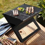 Astuces camping : le barbecue pliable