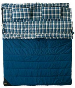 Gadgets camping Double sac de couchage