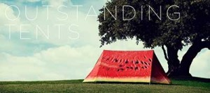 Gadgets Camping : Tente Pasteque
