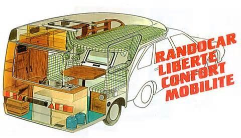 Rando-Car Maillet